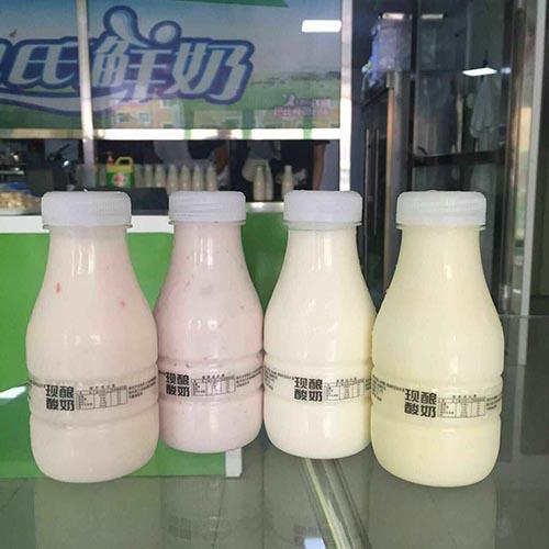 奶杯(塑料)